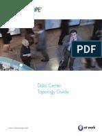 Data Center Topology Guide