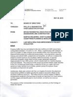 I-405 Sepulveda Pass Improvements Project Evaluation