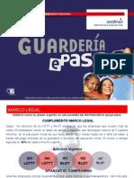 Presentación Comercial Guarderia EPass 2013