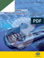 Automotive electronics - part 3