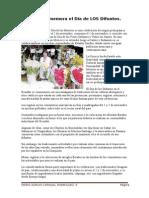 Ecuador conmemora el D+¡a de Difuntos