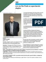 Texto Sobre Clima e Chuvas Em SP.2015