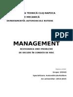 Tema Management Andrei Popescu