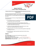 FSC Lobster Fisheries Management Plan Final