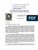 Morin de Villefranche - Astrologia Gallica - XVIII Rectificado 2002-1