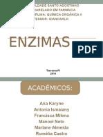 ENZIMAS orgânica seminario