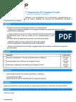 Evaluación Y Diagnóstico de Cargador Frontal
