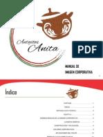 Manual de Imagen restaurante