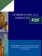 2-A LA FARMACOLOGIA
