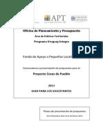 Cosas+de+Pueblo+-+Guía