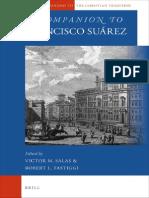 A Companion to Francisco Suarez