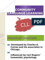 10. Community Language Learning