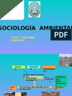 Sociología Ambiental