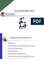 Estrutura Dos Materiais Polimericos