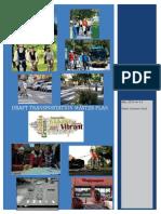 Preliminary Draft Transportation Master Plan-1