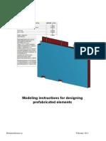 BEC2012_Modeling Instructions for Designing Prefabricated Elements_V103