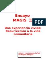 RodríguezTony.resurrección de Mi Matrimonio a La Vida Comunitaria
