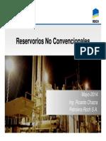 Reservorios No Convencional 05-2014