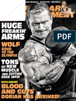 Muscular Development May 2009