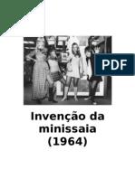 Invenção da minissaia (1964)