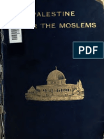 Palestine Under the Moslems-Guy Le Strange-1890
