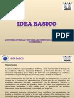Presentacion de Idea Basico