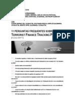 """11 Perguntas frequentes sobre o """"acordo SWIFT"""" [Terrorist Finance Tracking Program}]"""