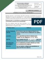 Actividad de Aprendizaje Nº1 Sena Analisis Fianciero