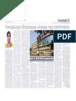 Bhubaneswar Planning