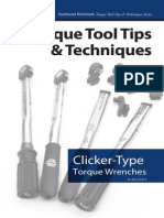 Torque Tool Tips and Techniques v.7