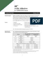 DP8805NS + DP8810NS Tech data sheet