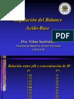 Regulación Del Balance Acidobase