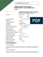 1.-INFORME TECNICO N° 01J - PARQUE