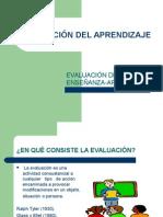 6. La Evaluacion Del Aprendizaje