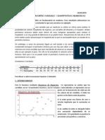 Tema 8. Asociación Entre Variables Cuantitativas Numéricas (16!03!2015)