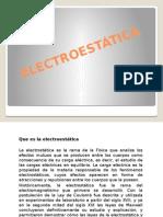 Péndulo electroestático
