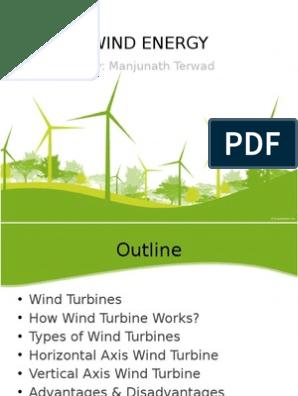 Wind Energy   Wind Turbine   Wind Power
