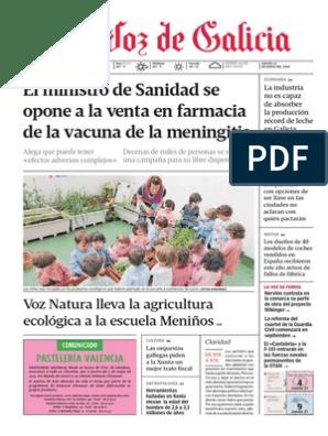 La Voz 21 05 2015 Espana Alcalde