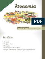 Folksonomias (by Luciana Monteiro)