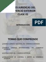 BASES JURIDICAS DEL COMERCIO EXTERIOR. CLASE 1.pdf