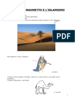 Arabia Maometto e Islam.doc