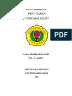 Cerebral Palsy Khalida Failasufi h1a012027