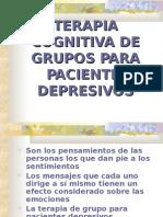 Terapia Cognitiva en Grupos, Depresivos