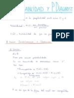 Tema 2 - Probabilidad y Pruebas Diagnósticas