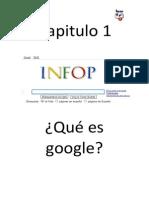 Capitulo 1 Que Es Google