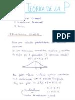 Tema 4 - Distribución Teórico de La Probabilidad
