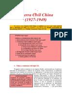 Guerra Civil China 1927-1949