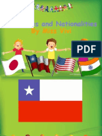 Countries and Nationalities Scribd