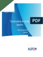 4 - Transformadores de Tensión Capacitivo