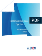4 - Transformadores de Tensión Capacitivo